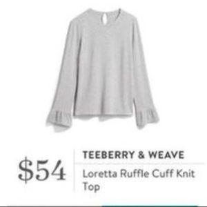 Teeberry & Weave